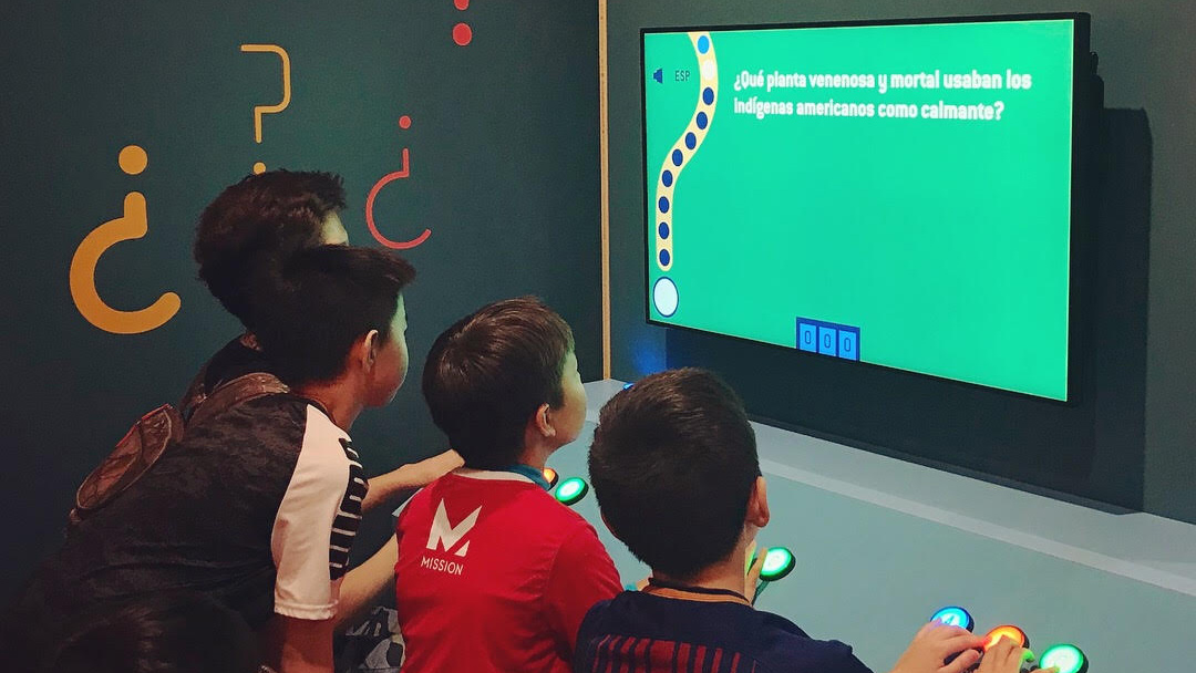 National Museum of the American Indian: Quiz Show