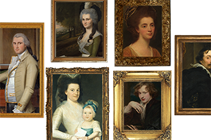 The Portrait Gallery