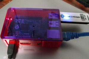 Enabling a Wifi/Bluetooth combination dongle on a Raspberry Pi
