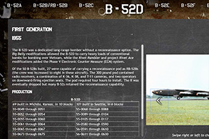 B-52 Design Evolution