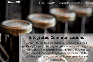 Gann PR Website