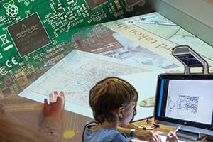 Museum Touchscreens for Every Budget